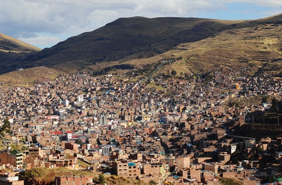 Peru Bolivia Copacabana Titicaca-to