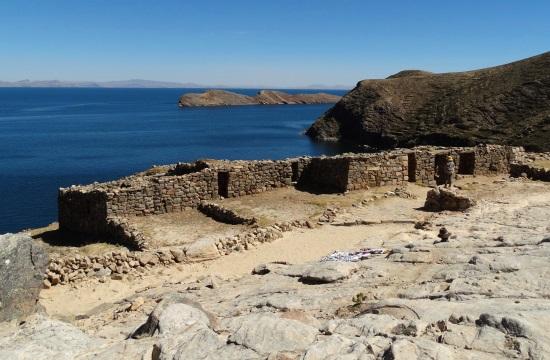 Chincana nem nagy, de csodálatos helyen fekszik
