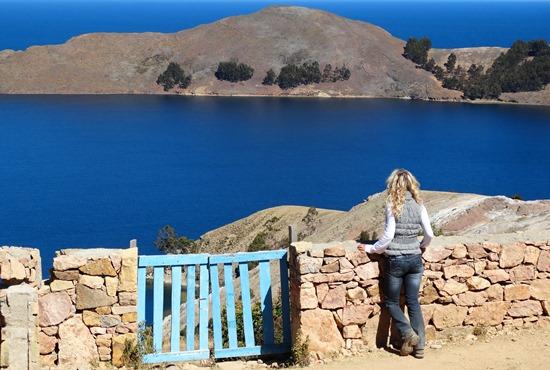 Eri és a Titicaca-tó