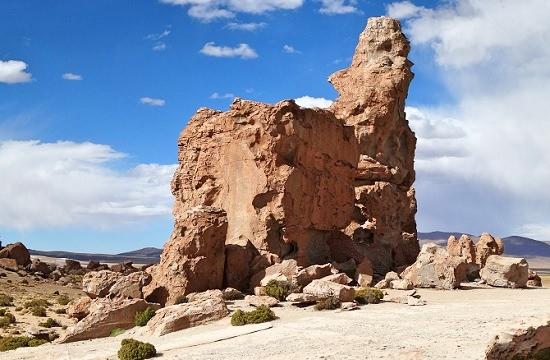 Bolívia Salar de Uyuní Uyuní Laguna Colorada Altiplano