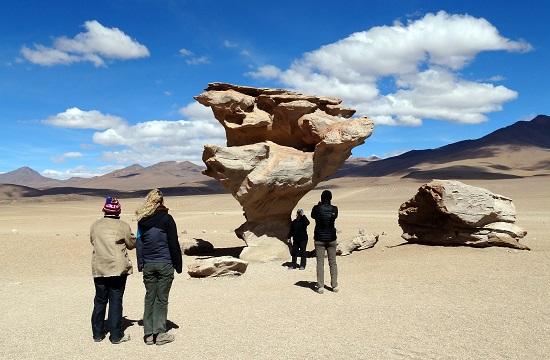 Bolívia Salar de Uyuní Laguna Colorada Laguna Verde