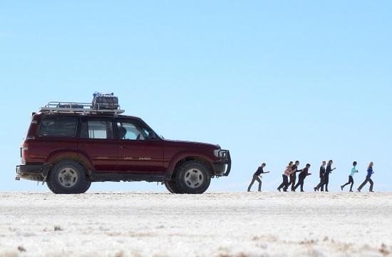 Bolíviában szörnyen nagyon az autók