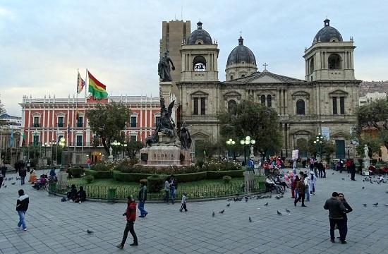 La Paz katedrálisa