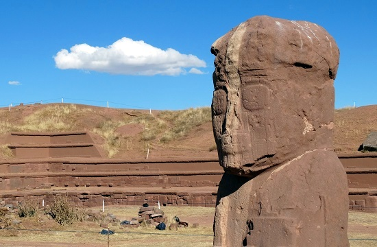 Az óriások máig Tiwanakuban vannak