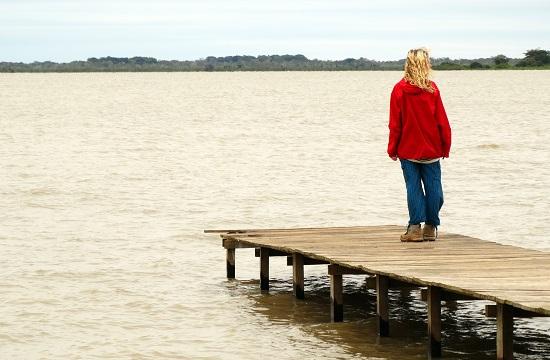 Laguna Bravo, egy majdnem szép tó