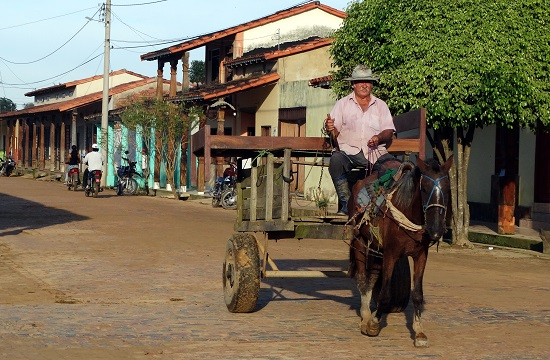 Menjünk vissza száz évet az időben és megérkezünk San Ignacióba