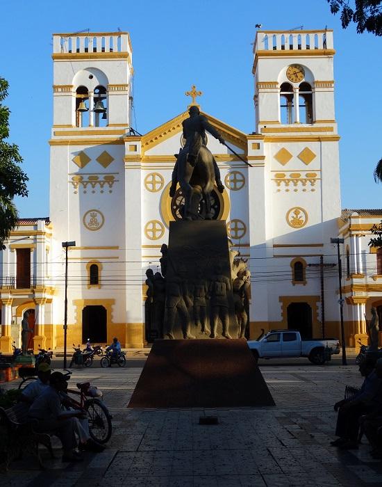 A trinidadi katedrális