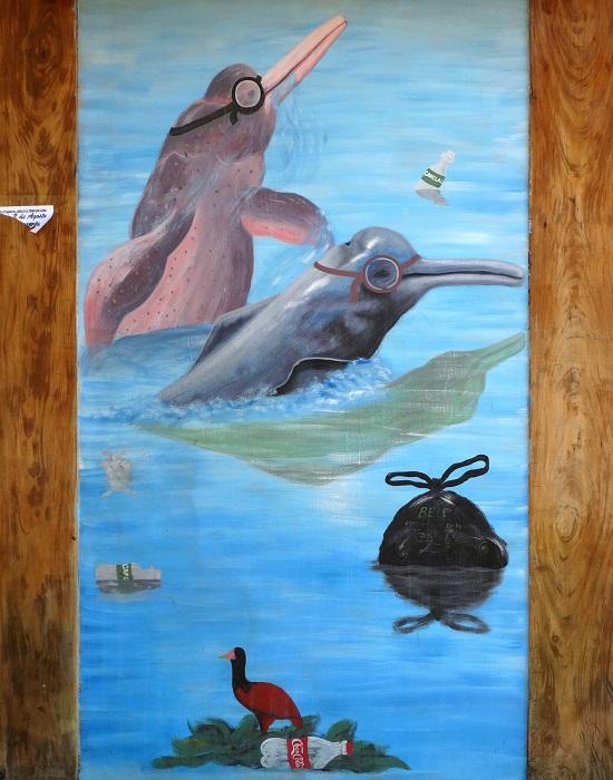 """Amazónia 2014 - trinidadi """"graffiti"""""""