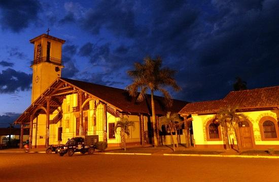 San Ignacio temploma nem része a Világörökségnek