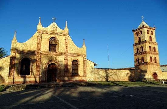 San José de Chiquitos jezsuita missziója
