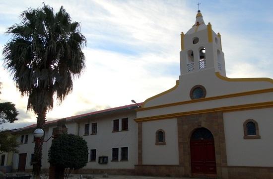 Samaipata temploma