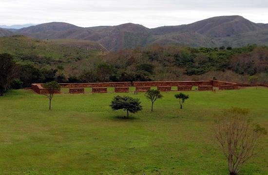 Az inkák jól belebarmoltak a vidékbe