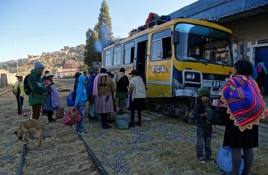 Buscarril, a vonat, ami igazából busz