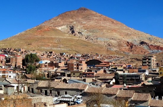 Cerro Rico, a Föld leggazdagabb hegye