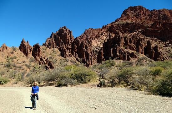Eri rátalál az Inka-kanyonra