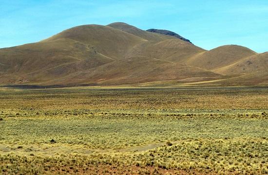 Mintha megint a Siloli-sivatagban járnánk