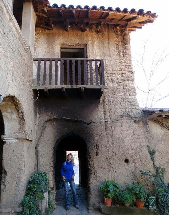 A Casa Vieja épülete több mint 400 éves