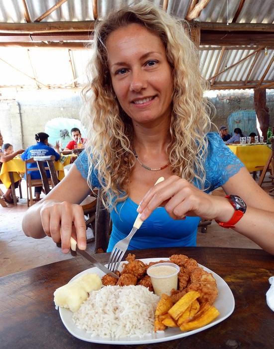 Dél-Amerika eddigi legjobb étele a lagarto volt
