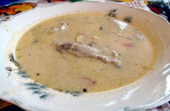 Egyik kedvenc levesem lett a sopa de maní