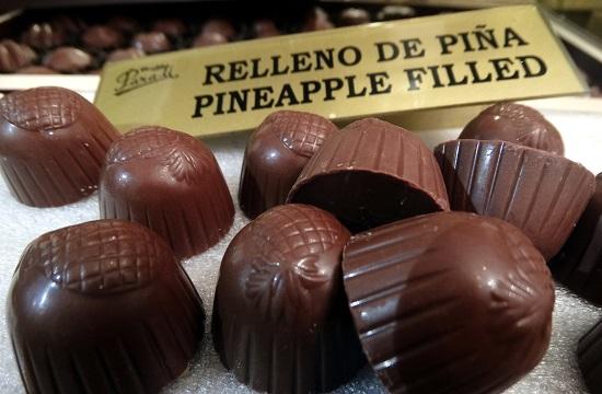Ananásszal töltött bonbon - a sucrei csokit importálni kéne Magyarországra