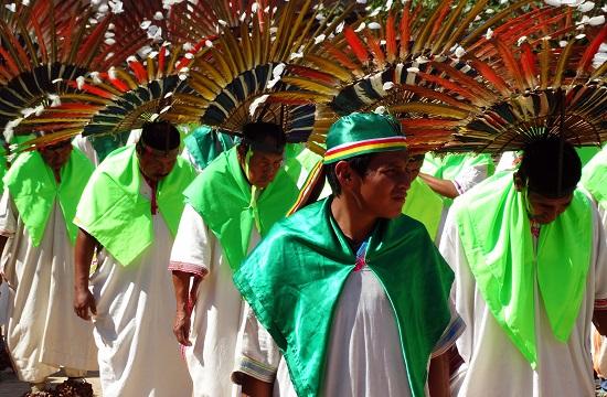 Zenei fesztivál nem sok van, indián kultúra azonban van