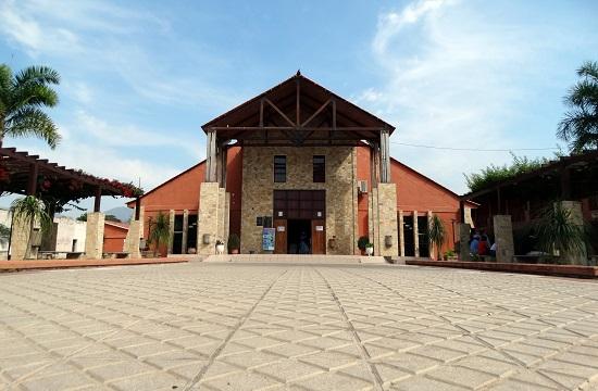 Villamontes temploma