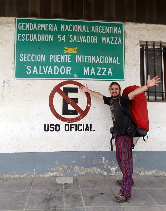 Végre valahára megérkezünk Argentínába