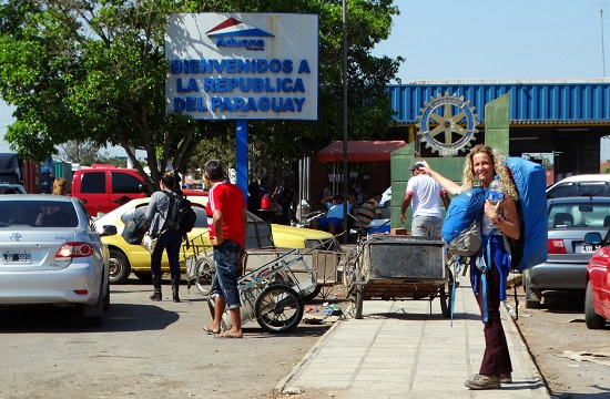 Megérkeztünk Paraguayba
