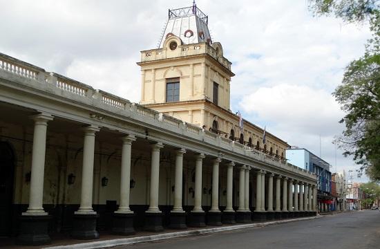 A Vasúti Múzeum épülete