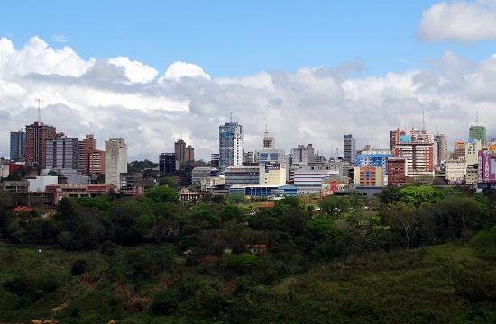 Ciudad del Este nem szép város