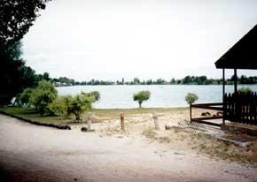 Dorog Palatinus tó