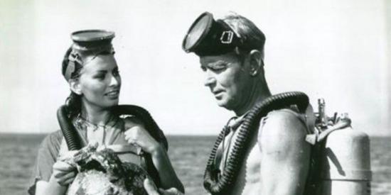 búvár film híresség