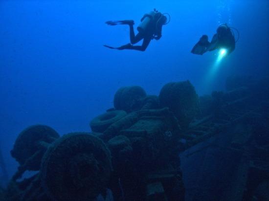 Szárazmerülés a Baromedicalban: Merülj 50 méter mélyre biztonságosan