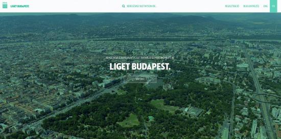 Liget Budapest