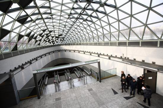 négyes metró bikás park