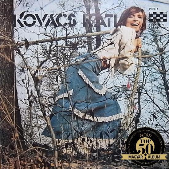 KOVÁCS KATI ÉS AZ LGT (Hungaroton Pepita, 1974)