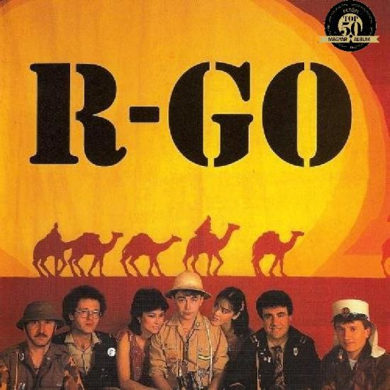 R-GO – R-GO (Hungaroton Pepita, 1983)