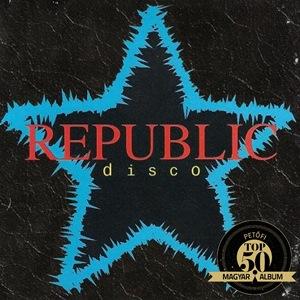 REPUBLIC - DISCO (EMI-Quint, 1994)