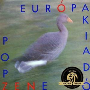 EURÓPA KIADÓ - POPZENE (Hungaroton-Profil, 1987)