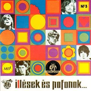 ILLÉS – ILLÉSEK ÉS POFONOK (Qualiton, 1969)