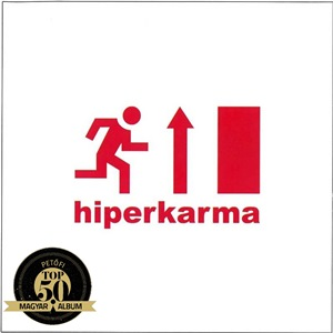 HIPERKARMA – HIPERKARMA (Warner-1G, 2000)