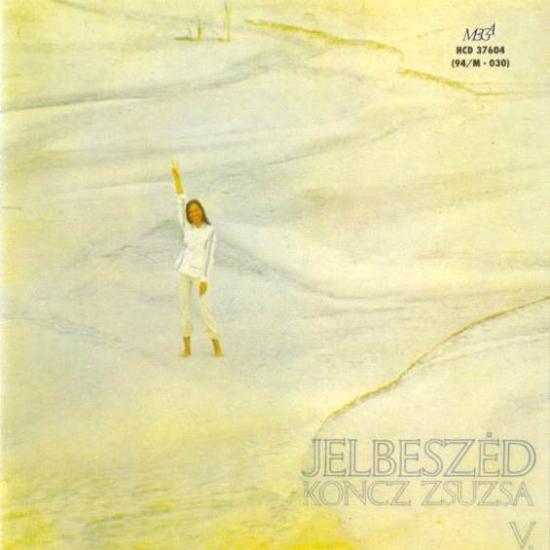 KONCZ ZSUZSA – JELBESZÉD (Hungaroton-Pepita, 1973)
