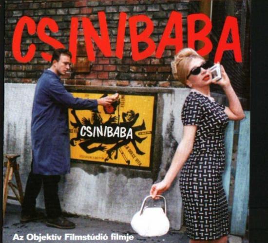 CSINIBABA (Bouvard & Pécuchet Records, 1997)