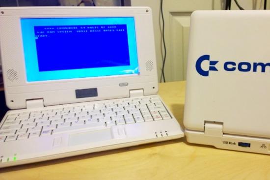 C64p - avagy a Commodore-ból hogyan lesz hordozható számítógép