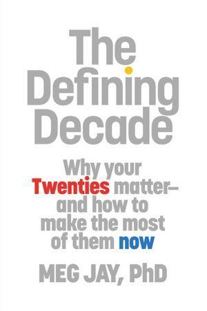 TED y generacio meg jay 30 az új 20 the defining decade