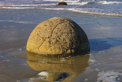 A világ érdekes rejtély kő gömb tojás dinoszaurusz Volgográd