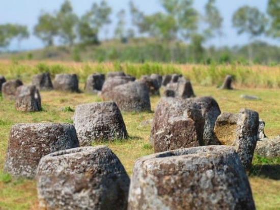 A világ érdekes rejtély laosz fennsík kancsoka kancsó homokko