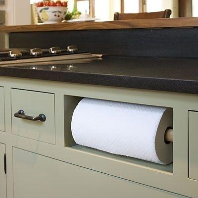 Helytakarékos tárolási ötletek a konyhában - otthonos