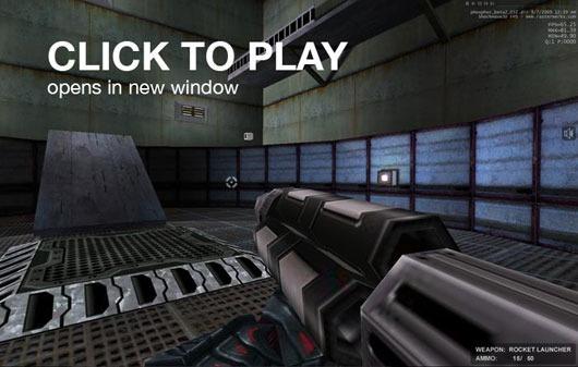 Phosphor FPS multiplayer játék