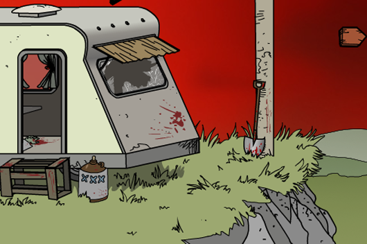 Zombie Trailer Park Játék